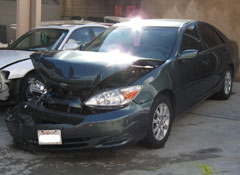 Auto Body Collision Repairs